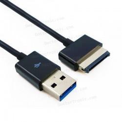 Cable cargador para Vodafone Smart Tab 10 (ZTE)