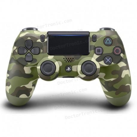 DualShock 4 Camuflaje Verde V2