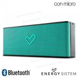 Altavoz Música Bluetooth Energy Sistem B2 Coral
