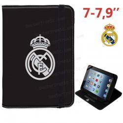 Funda Ebook / Tablet 7 Pulgadas Universal Licencia Real Madrid Negro