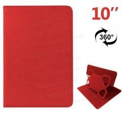 Funda Ebook Tablet 10 Pulgadas Polipiel Giratoria (colores)