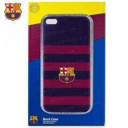 Carcasa IPhone 5 / 5s / SE Licencia Fútbol F.C. Barcelona Blaugrana