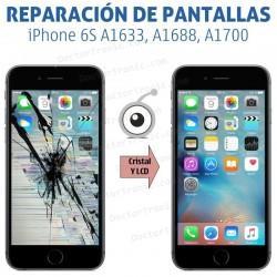 Reparación Pantalla iPhone 6S A1633, A1688, A1700