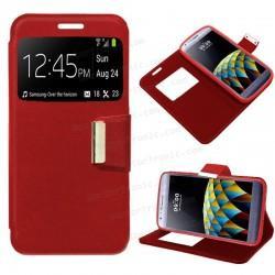 Funda Flip Cover LG X Cam (colores)