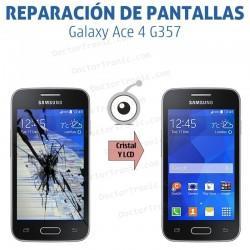 Reparación pantalla completa Galaxy Ace 4 G357