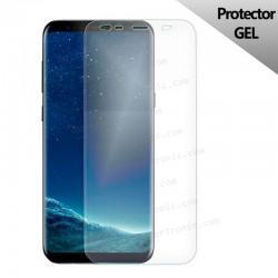Protector Pantalla Silicona Samsung G955 Galaxy S8 Plus (Gel Curvo)