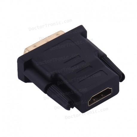 Adaptador de DVI-D a HDMI