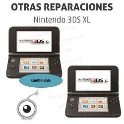 Cambio de caja nintendo 3DS XL