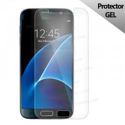Protector Pantalla Silicona Samsung G930 Galaxy S7 (Gel Curvo)