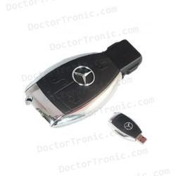 Pen Drive USB X16 GB LLAVE MERCEDES