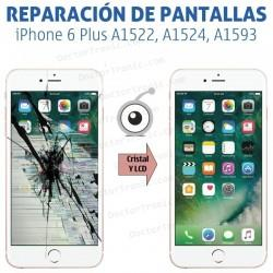 Reparación Pantalla iPhone 6s Plus A1687