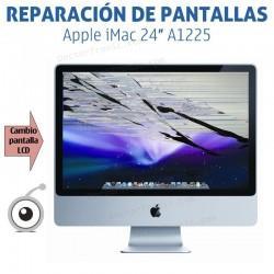 Cambio pantalla LCD Apple iMac 24″ A1225