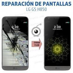 Reparación pantalla LG G5