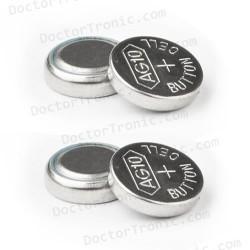 Pila Botón 1.5 V GP AG10 LR1130 SR1130 LR54 SR54 389 189