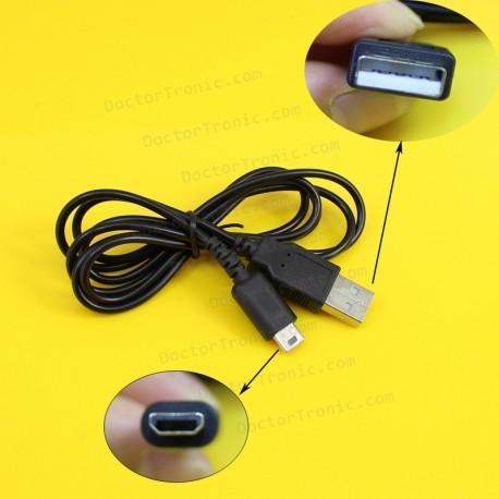 Cable de corriente para Nintendo DS Lite