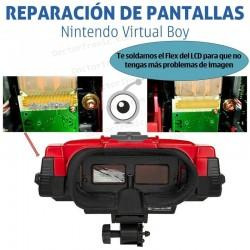 Reparación Nintendo Virtual Boy