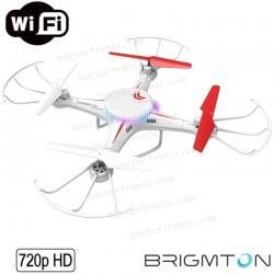 Dron Bdron 401 Brigmton FPV + Cámara HD + WiFi