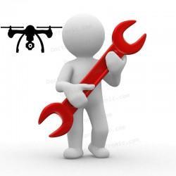 1 h mano de obra montaje de Dron Profesional
