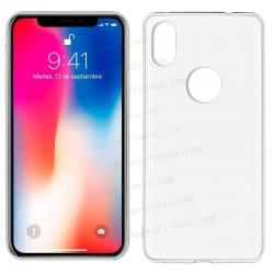 Funda Silicona IPhone X (colores)