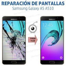 Cambio pantalla completa Samsung Galaxy A5 A510