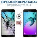Cambio pantalla completa Samsung Galaxy A5 A510 (2016)