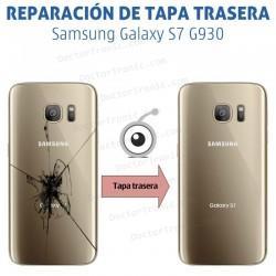 Cambio tapa trasera Samsung Galaxy S7 G930