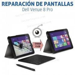 Cambio de pantalla completa Tablet Dell Venue 8 pro T01D001 5468w