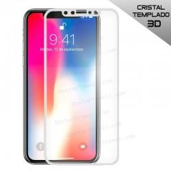 Protector Pantalla Cristal Templado IPhone X 3D