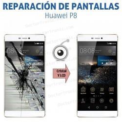 Cambio pantalla Huawei P8