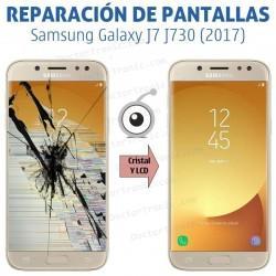 Cambio pantalla completa Samsung Galaxy J7 J730 (2017)