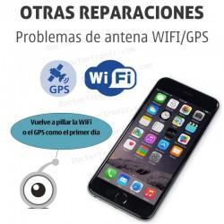 Problemas de antena WIFI/GPS