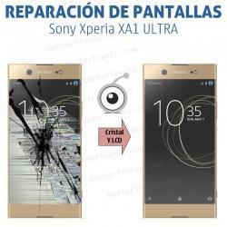 Cambio pantalla completa Sony Xperia XA1 ULTRA