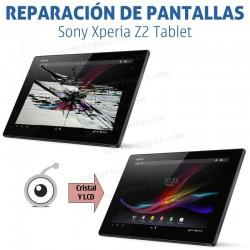 Cambio pantalla completa Sony Xperia Z2 Tablet