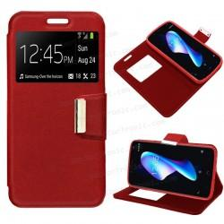 Funda Flip Cover BQ Aquaris V (colores)