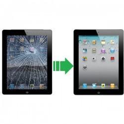 Reparación pantalla táctil y chasis iPad 2/3