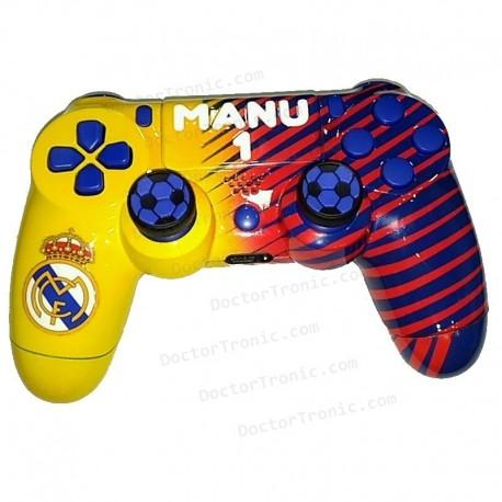 Mando PS4 personalizado Real Madrid