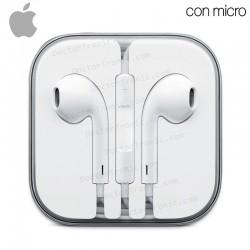 Auriculares 3,5 Mm Universal Original IPhone 5 / 5s / 6 / 6 Plus (Bulk)