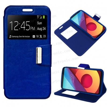 Funda Flip Cover LG Q6 / Q6 Alpha / Q6 Plus (colores)