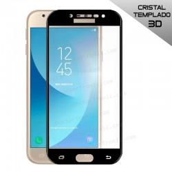 Protector Pantalla Cristal Templado Samsung J330 Galaxy J3 (2017) 3D