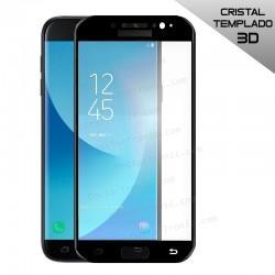 Protector Pantalla Cristal Templado Samsung J730 Galaxy J7 (2017) 3D