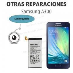 Cambio batería Samsung A300