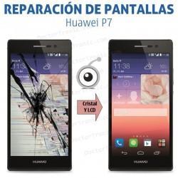 Cambio pantalla Huawei P7