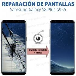 Reparación pantalla completa Samsung Galaxy S8 Plus G955