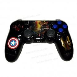 Mando PS4 personalizado Civil War