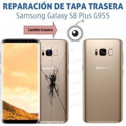 Reparación cristal trasero Samsung Galaxy S8 Plus G955