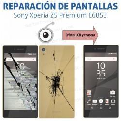 Cambio pantalla completa y trasera Sony Xperia Z5 Premium E6853