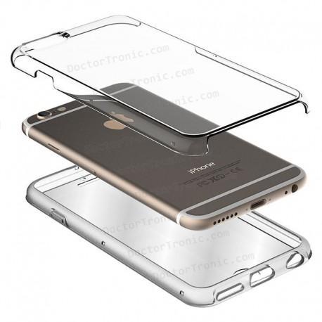 Funda Silicona 3D Samsung G965 Galaxy S9 Plus (Transparente Frontal + Trasera) Catálogo Productos