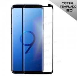 Protector Pantalla Cristal Templado Samsung G960 Galaxy S9 (Curvo)