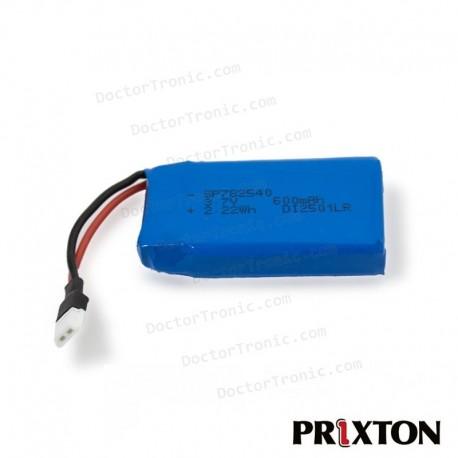 Batería universal para drone o Dron 38 Cm Prixton Predator