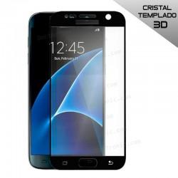 Protector Pantalla Cristal Templado Samsung G930 Galaxy S7 (3D)